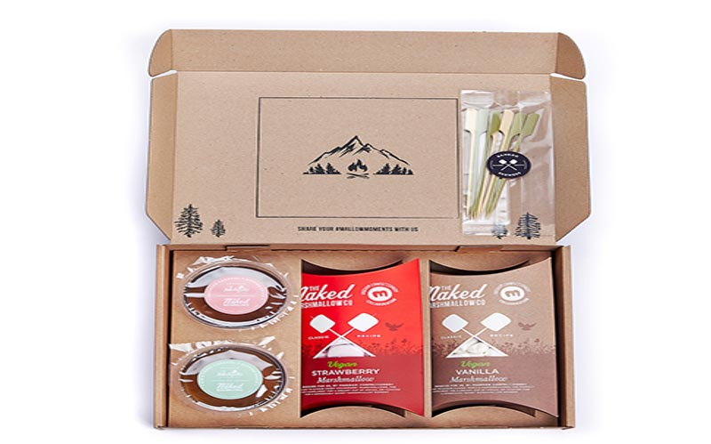 New & exclusive marshmallow gifting kits